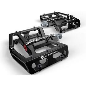 ACROS A-Flat XL Pedale schwarz